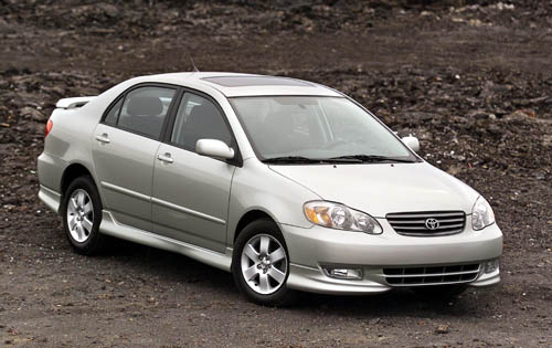 Picture of 2004 Toyota Corolla CE, exterior, gallery_worthy