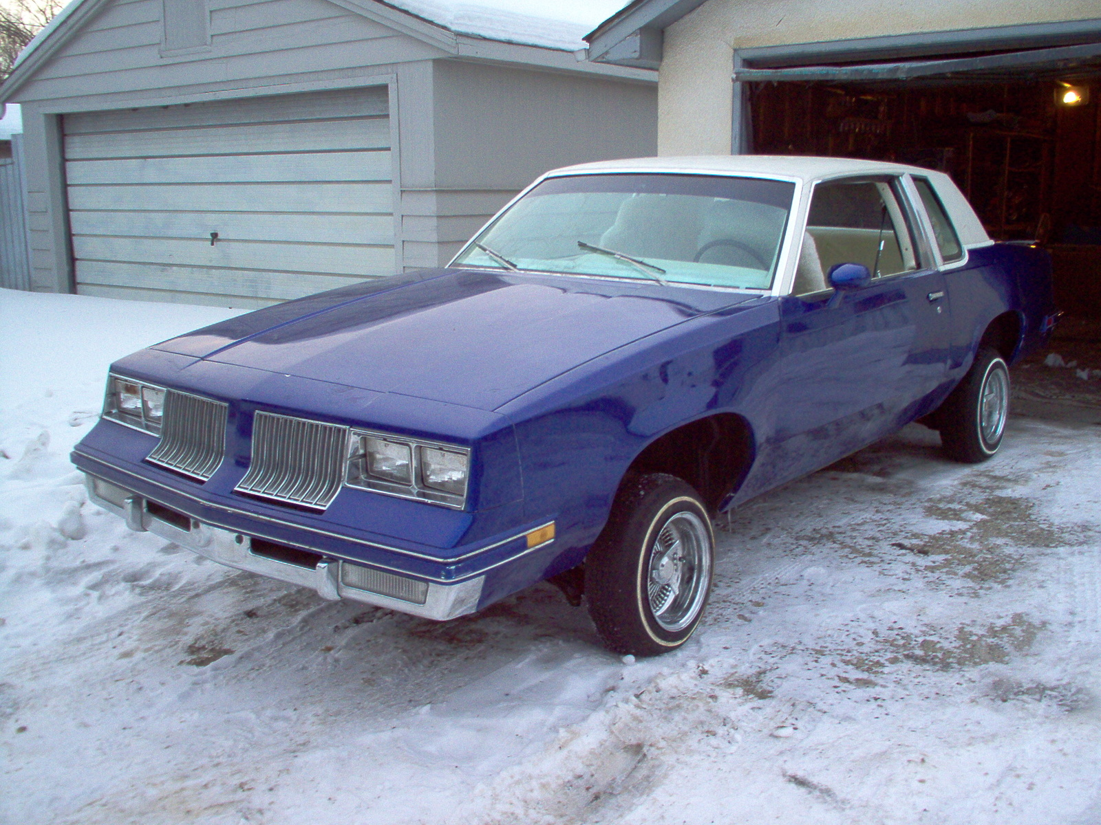 1984 Oldsmobile Cutlass Supreme - Other Pictures - 1984 Oldsmobile ...
