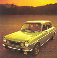 1977 Simca 1100 Overview