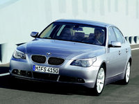 2006 BMW 5 Series Picture Gallery