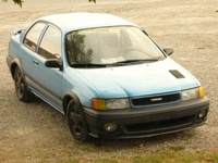 1992 Toyota Tercel 2 Dr DX Coupe picture