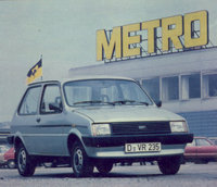 Picture of 1984 Austin Metro, gallery_worthy