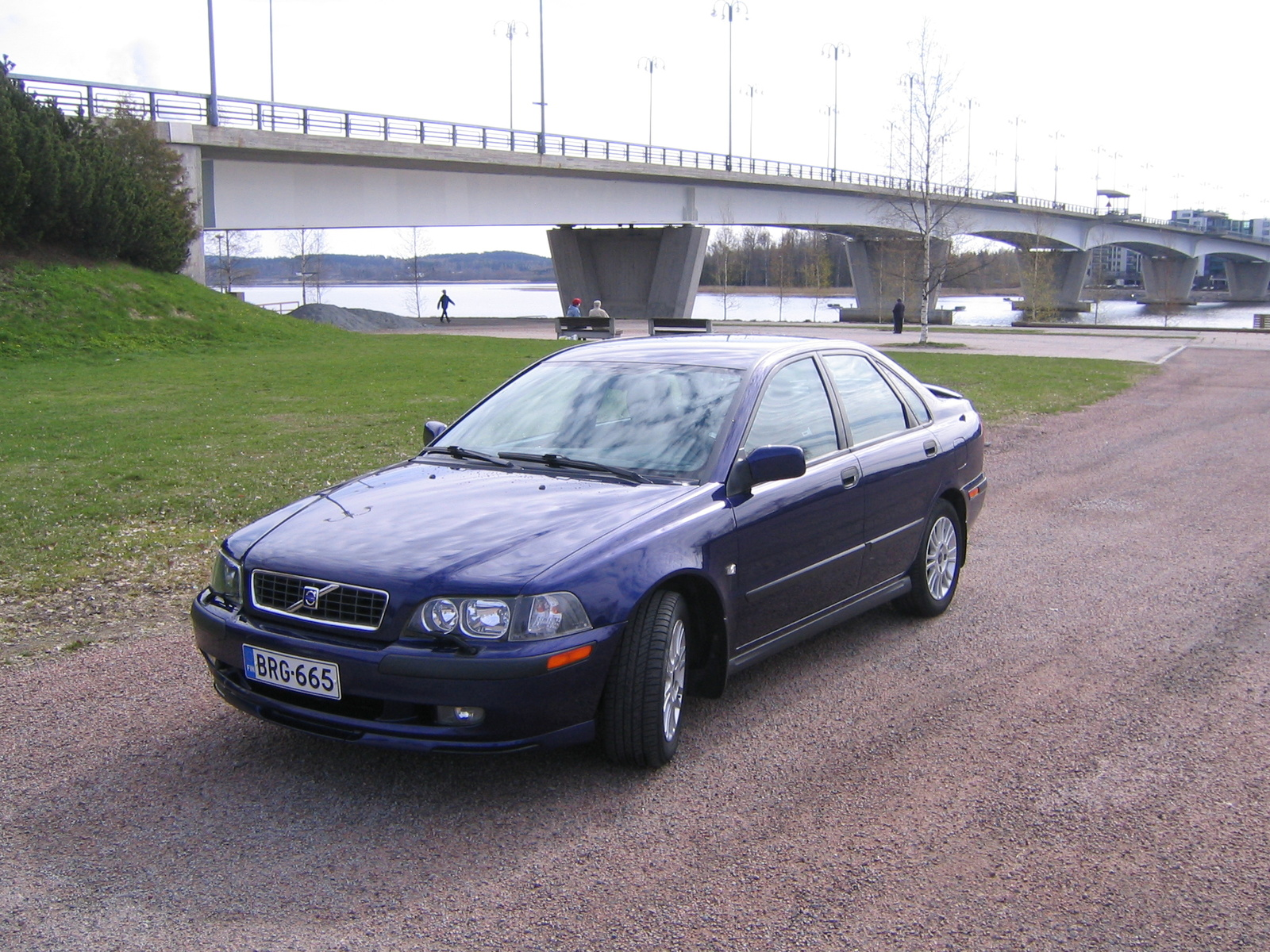 Picture of 2002 Volvo S40, exterior