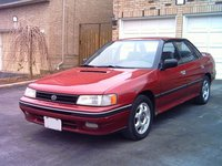 Picture of 1991 Subaru Legacy 4 Dr Sport Turbo AWD Sedan