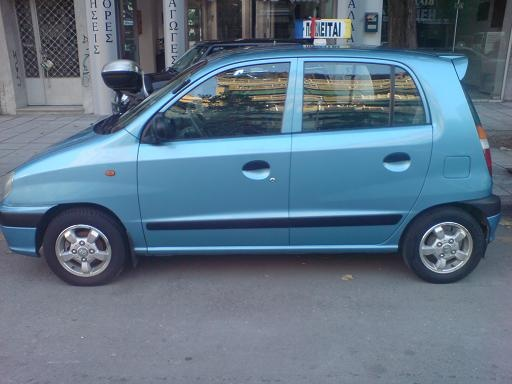 Picture of 2000 Hyundai Atos, gallery_worthy