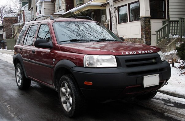 ucik hair 2003 land rover freelander se3. Black Bedroom Furniture Sets. Home Design Ideas