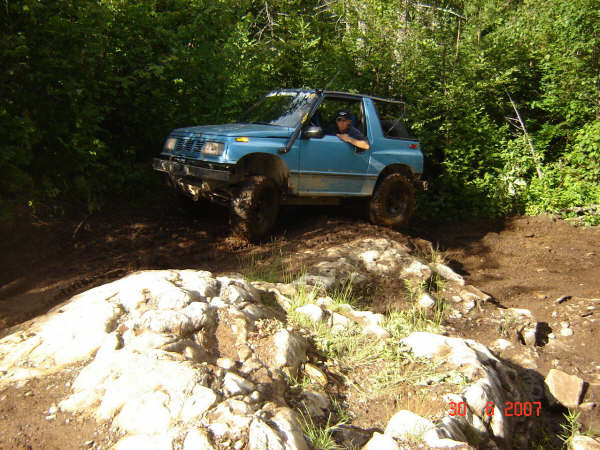 Picture of 1994 Geo Tracker 2 Dr STD 4WD Convertible