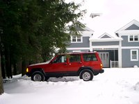 Picture of 1993 Jeep Cherokee Sport 4-Door 4WD, gallery_worthy