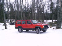 Picture of 1993 Jeep Cherokee 4 Dr Sport 4WD SUV