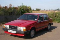 Picture of 1991 Volvo 740, gallery_worthy