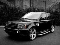 2008 Land Rover Range Rover Sport, 2008 Land Rover Range Rover, exterior