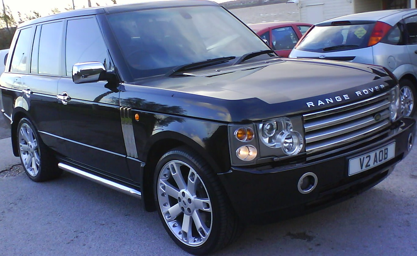 Who Owns Range Rover >> 2006 Land Rover Range Rover Sport - Pictures - CarGurus