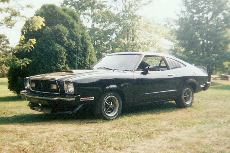 1976 Ford Mustang Cobra II picture, i, this, all, nice, and, Color ...