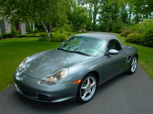 Picture of 2003 Porsche Boxster S, exterior, gallery_worthy