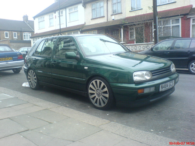 Picture of 1995 Volkswagen Golf 4 Dr GL Hatchback