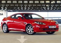 Picture of 2007 Hyundai Coupe