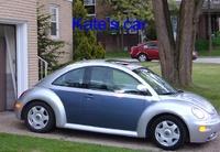2001 Volkswagen Beetle GLS 2.0 picture