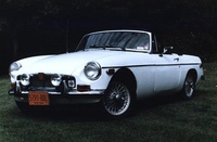 1965 MG MGB Overview