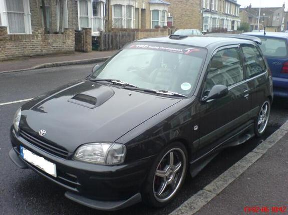 Picture of 1999 Toyota Starlet