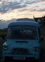1968 Bedford Dormobile Overview