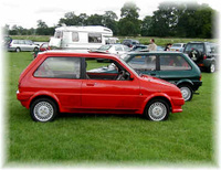 1987 MG Metro Overview