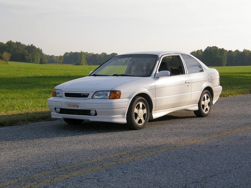 1997 Toyota Tercel 2 Dr CE Coupe picture