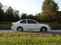 Picture of 1997 Toyota Tercel 2 Dr CE Coupe, gallery_worthy