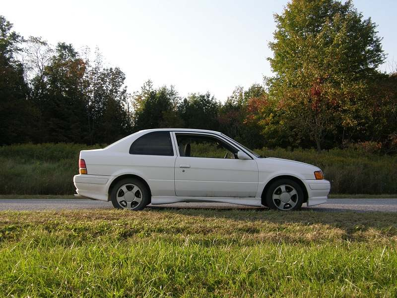 Picture of 1997 Toyota Tercel 2 Dr CE Coupe