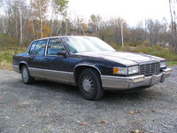 Picture of 1992 Cadillac DeVille Touring Sedan FWD, gallery_worthy