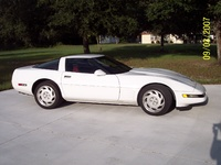 1992 Chevrolet Corvette ZR1, 1992 Chevrolet Corvette 2 Dr ZR1 Hatchback picture