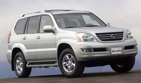 Picture of 2008 Lexus GX 470