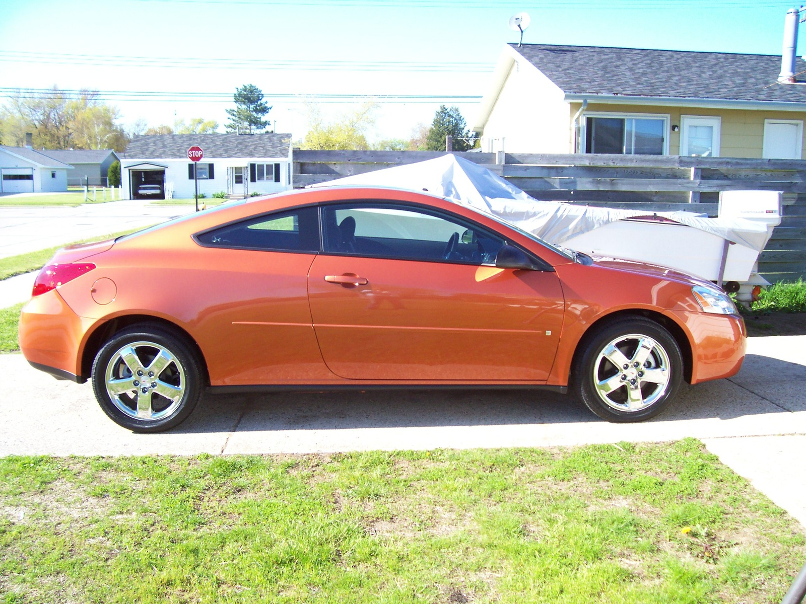 picture of 2006 pontiac g6 gt coupe. Black Bedroom Furniture Sets. Home Design Ideas