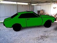 1972 Toyota Celica picture
