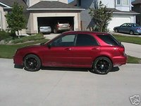 Picture of 2002 Subaru Impreza 2.5 TS