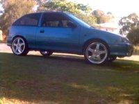 Picture of 1991 Suzuki Swift 2 Dr GA Hatchback
