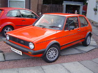 Picture of 1984 Volkswagen Golf