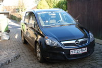 Picture of 2007 Opel Zafira, gallery_worthy