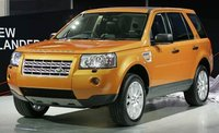 2008 Land Rover LR2 Picture Gallery