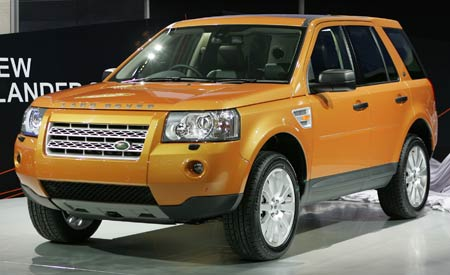 2008 Land Rover LR2 SE picture