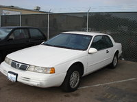 Picture of 1992 Mercury Cougar 2 Dr LS Coupe, gallery_worthy