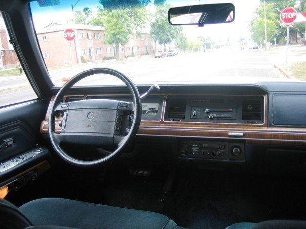 Mercury Grand Marquis Dr Gs Sedan Pic X