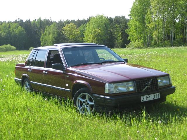 Volvo Dr Gle Sedan Pic X on 1985 Volvo 740 Gle