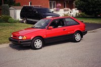 Picture of 1990 Mazda 323 SE Hatchback, gallery_worthy