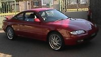 Picture of 1997 Mazda MX-6 2 Dr LS Coupe, exterior