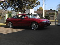 Picture of 1997 Mazda MX-6 2 Dr LS Coupe