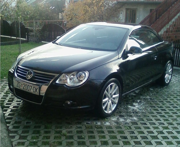 2008 volkswagen eos pictures cargurus. Black Bedroom Furniture Sets. Home Design Ideas