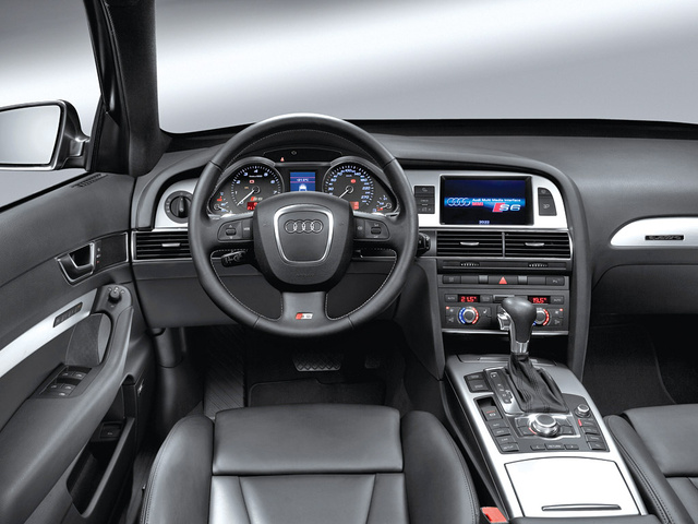 Picture Of 2008 Audi S6 5.2 Quattro Sedan AWD, Interior, Gallery_worthy