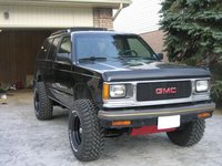 1992 GMC Jimmy Overview