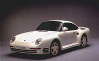 1986 Porsche 959 Overview