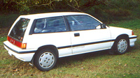 1985 Honda Civic S Hatchback, 1985 Honda Civic Hatchback S picture